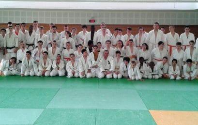 Regroupement Pôle Espoirs Judo / Sport Adapté