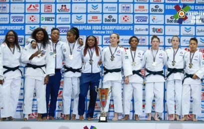 Championnats d'Europe – Varsovie