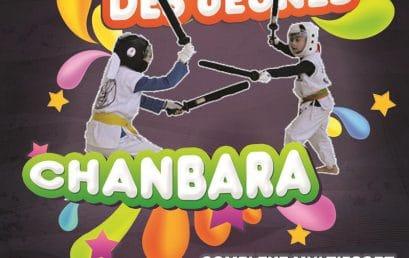 Chanbara : Critérium National des Jeunes