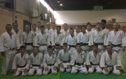 Stage Boulouris cadet(te)s & juniors
