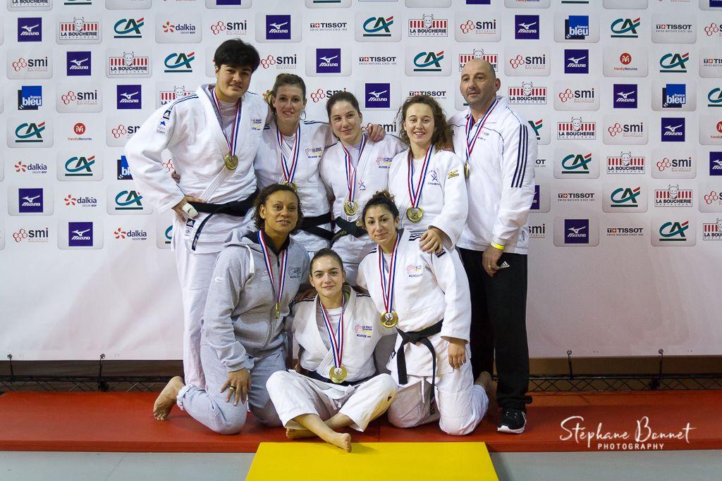 Championnat de France par équipes Cadet(te)s & Juniors
