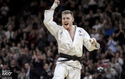 Paris Grand Slam 2018 – 10 & 11-02-2018 Bercy