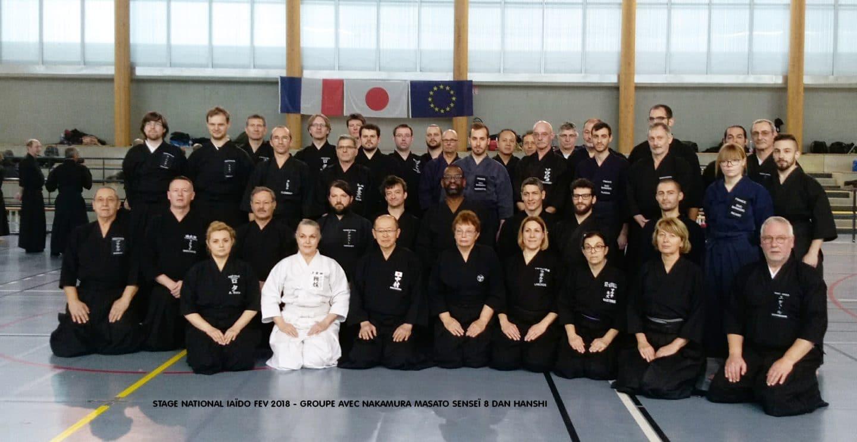 national-iaido-metz-2018-groupe-avec-nakamura-sensei