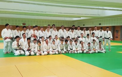 Regroupement de Judo Adapté – Reims