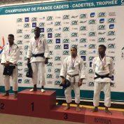 Championnat de France Cadet(te)s 1ère division