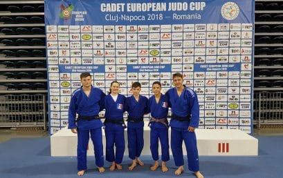 Coupe d'Europe Cadet(te)s – Cluj Napoca