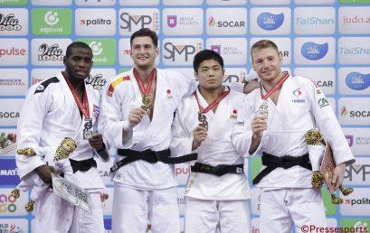 Championnats du Monde à Baku