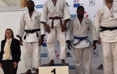 1/2 finale Jujitsu – Taissy