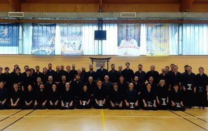 Stage Kendo à Labaroche