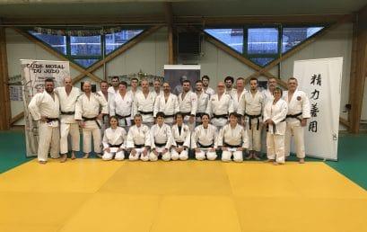 Stage National Taïso Judo Santé