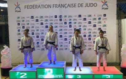 Laura HABERSTOCK championne de France Junior !