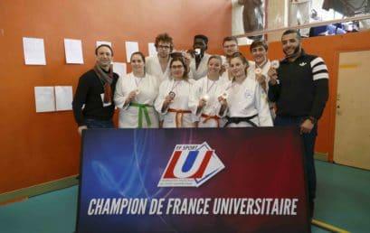 Championnats de France FFSU