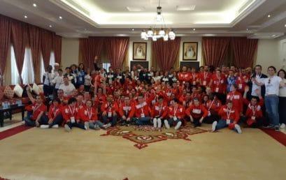 Jeux Mondiaux à Abu Dhabi