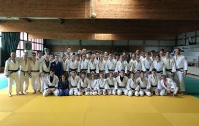 Stage de préparation au championnat de France cadet(te)s