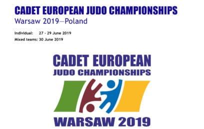 Championnat d'Europe Cadet(te)s