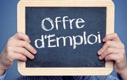 Offre d'emploi – Comptable
