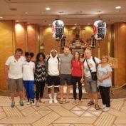 5 membres du Pôle France de Strasbourg à Tokyo