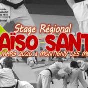 Stage Taïso Santé