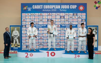 Coupe d'Europe Cadets à Antalya