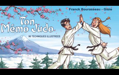 Livre «Ton Mémo Judo»