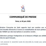 COMMUNIQUE DE PRESSE – FFJDA