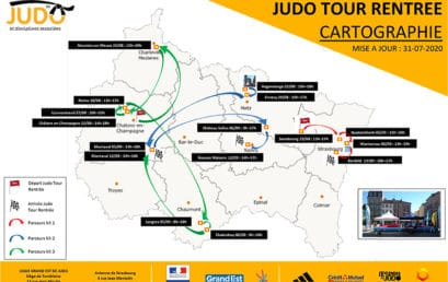 JUDO TOUR RENTREE