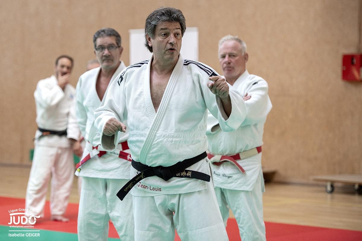Interview Jean-Louis DUVERGEY – L'Esprit du Judo