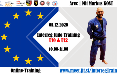 INTERREG Judo Training
