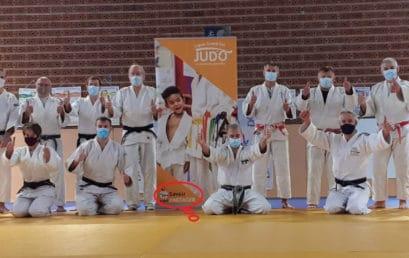 La Ligue Grand Est de Judo toujours active