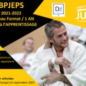 Inscriptions BPJEPS 2021/2022