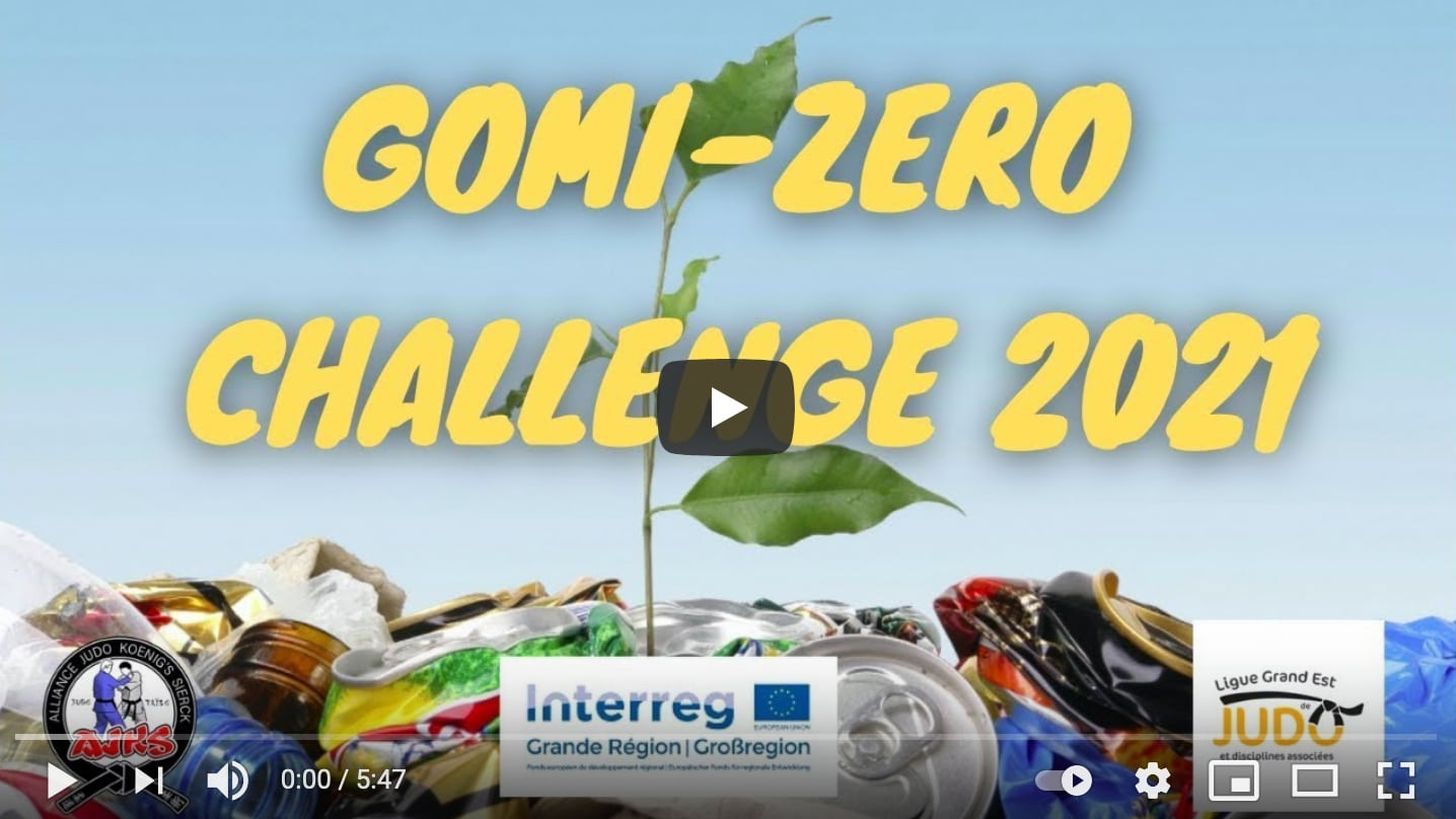 Interreg Gomizero Challenge 2021