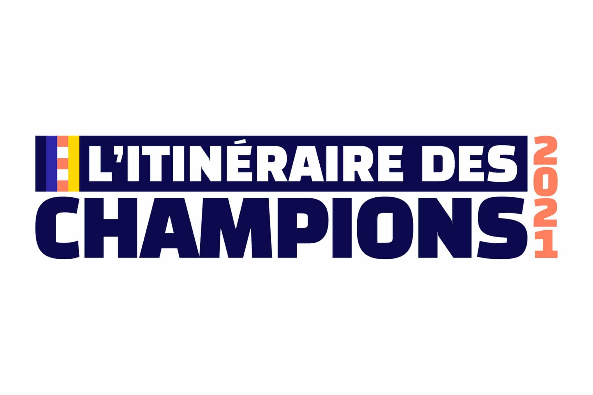 ITINERAIRE DES CHAMPIONS