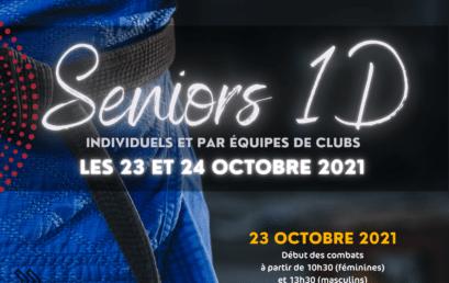 Championnats du Grand Est Seniors 1D
